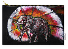 Grand Designs For Life On Earth Carry-all Pouch