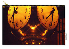 Grand Old Clock - Grand Central Station New York Carry-all Pouch