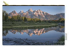 Grand Teton Awakening Carry-all Pouch