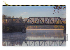 Grand Trunk Railroad Bridge Carry-all Pouch