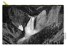 Carry-all Pouch featuring the photograph Grandeur by Lucinda Walter