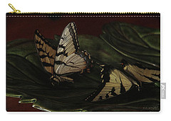 Grandma's Attic Carry-all Pouch by Yvonne Wright