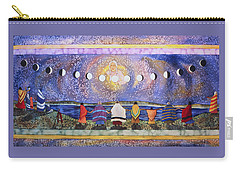 Grandmother Moon Carry-all Pouch