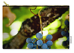Grape Cluster Carry-all Pouch