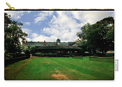 Grass Courts At The Hall Of Fame Carry-all Pouch