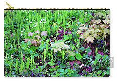Grass Kingdom Carry-all Pouch