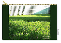 Grass Shadows Carry-all Pouch