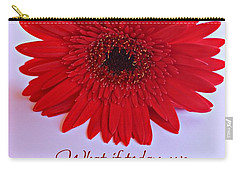 Grateful Carry-all Pouch