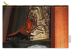 Grauman's Chinese Theatre Carry-all Pouch by David Nicholls