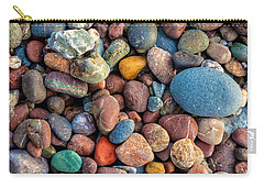 Gravels Carry-all Pouch by Jonathan Nguyen