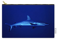 Gray Reef Shark Carry-all Pouch