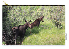 Grazing Along Carry-all Pouch