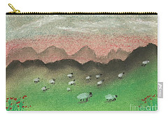 Grazing In The Hills Carry-all Pouch