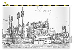Great American Ball Park Line Carry-all Pouch