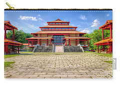 Great Buddha Hall Carry-all Pouch