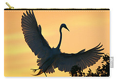 Sunset Ballet Carry-all Pouch