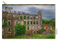 Great Falls Mill Ruins Carry-all Pouch