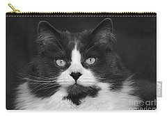 Great Gray Cat Carry-all Pouch