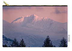 Carry-all Pouch featuring the photograph Great Northern by Jack Bell