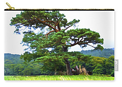 Great Pine Carry-all Pouch
