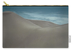 Carry-all Pouch featuring the photograph Great Sand Dunes by Don Schwartz