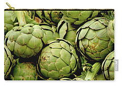Green Artichokes Carry-all Pouch