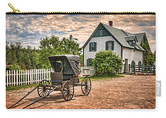 Green Gables Carry-all Pouch by Nikolyn McDonald