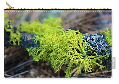 Green Lichen Carry-all Pouch