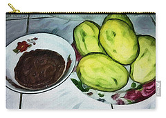 Green Mangoes Carry-all Pouch