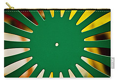 Green Memorial Union Chair Carry-all Pouch