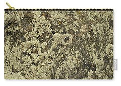 Carry-all Pouch featuring the photograph Green Moss by Les Palenik