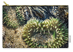 Green Sea Anemone Carry-all Pouch