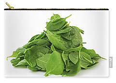Green Spinach Carry-all Pouch