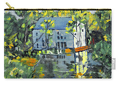 Green Township Mill House Carry-all Pouch