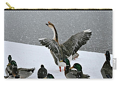 Green Valley Ducks Carry-all Pouch