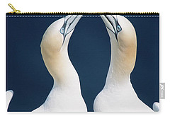 Greeting Gannets Canada Carry-all Pouch