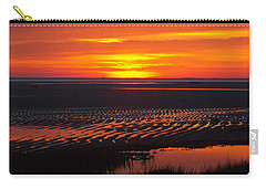 Greetings Carry-all Pouch by Dianne Cowen