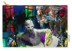Greyhound Princesse Carry-all Pouch