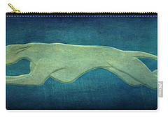 Greyhound Carry-all Pouch by Sandy Keeton