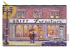 Griff Valentines' Birthday Carry-all Pouch