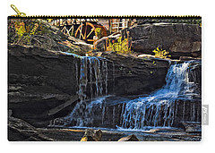 Grist Mill In Babcock State Park West Virginia Carry-all Pouch