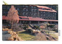 Grove Park Inn In Early Winter Carry-all Pouch
