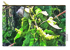 Grow Positively Carry-all Pouch