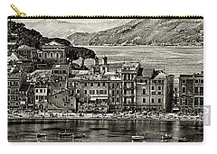Grunge Seascape Carry-all Pouch