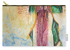 Guadalupana Carry-all Pouch