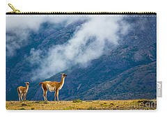 Guanaco Carry-All Pouches