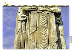 Guardian Of Traffic - 5 Carry-all Pouch by David Bearden