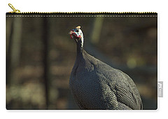 Guinea Chicken Carry-all Pouch