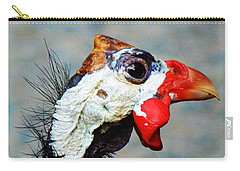 Guinea Hen Carry-all Pouch