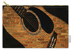 Guitar Shadow Carry-all Pouch